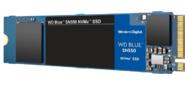 Накопитель твердотельный WD Твердотельный накопитель SSD WD Blue SN550 WDS100T2B0C 1ТБ M2.2280 NVMe PCIe Gen3 8Gb / s