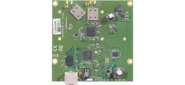 MikroTik RB911-5HacD 911 with 650MHz Atheros CPU,  64MB RAM,  1x LAN,  built-in 5Ghz 802.11a / n two chain
