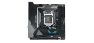 ASUS ROG STRIX Z490-I GAMING,  LGA1200,  Z490,  2*DDR4 ,  DP+HDMI,  SATA3 + RAID,  Audio,  2, 5Gb LAN,  USB 3.2*9,  USB 2.0*4,  mITX ; 90MB13A0-M0EAY0