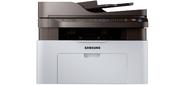 Samsung SL-M2070FW  A4 / A5,  1200x1200,  128 МБ,  20ppm,  ADF,  NFC