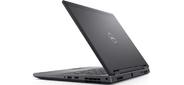 """Dell Precision 7530-6962 Intel Core i9-8950HK,  16384MB,  512гб SSD,  Nv Quadro P2000-4G,  15.6"""" IGZO UHD  (3840x2160) Antiglare,  6-cell  (97WHr),  2xThunderbolt 3,  Smart Card,  Win10Pro64,  3yw"""
