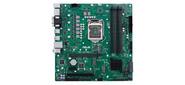 Материнская плата Asus PRO Q470M-C / CSM Soc-1200 Intel Q470 4xDDR4 mATX AC`97 8ch (7.1) GbLAN RAID+VGA+HDMI+DP