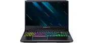 "Acer Helios 300 PH317-53-72YY Intel Core i7-9750H / 16384Mb / 1Tb / SSD 256гб / nVidia GeForce RTX 2070 8G / 17.3"" / IPS / FHD  (1920x1080) / Linux / black / WiFi / BT / Cam"