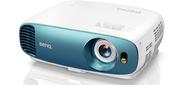 Проектор BenQ TK800 4K 4000 AL  1.2X,  TR 1.47~1.76,  HDMIx2  (2.0x1,  1.4x1),  USB power,  3D,  HDR,  sport mode