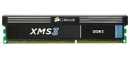 Corsair  (CMX4GX3M1A1600C11) DDR3 4Gb 1600MHz RTL 240 DIMM 11-11-11-30,  1.5V,  XMS3 with Classic Heat Spreader - Core i7,  Core i5 and Core 2
