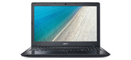 Acer TMP259-G2-M-53EX TravelMate 15.6'' FHD (1920x1080) / Intel Core i5-7200U / 4GB / 256гб SSD / Integrated / WiFi / BT / 1.3MP / SD / 4cell / 2.40kg / Win10Home64 / 1Y / BLACK