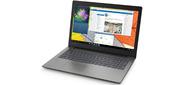 """Lenovo 330-15AST 15.6"""" FHD,  AMD A4-9125,  4Gb,  128гб SSD,  noDVD,  Dos,  black  (81D600R7RU)"""