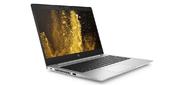 """HP EliteBook 735 G6 13.3"""" (1920x1080) / AMD Ryzen 3 Pro 3300U (1.2Ghz) / 8192Mb / 512SSDGb / noDVD / Int:AMD Vega / 50WHr / war 3y / 1.33kg / silver / Win10Pro64 + IR Cam,  400 nit"""