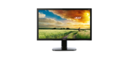 "Acer 24.5"" Gaming KG251QDbmiipx Black LED,  Wide,  1920x1080,  240Hz,  1ms,  178° / 178°,  400 cd / m,  100, 000, 000:1,  +DP,  +2хHDMI"