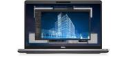 "Ноутбук Dell Precision 3541-3337 Core i7-9750H  (2, 6GHz)15.6"" FullHD WVA Antiglare 8192Mb  DDR4 512гб SSD  (M.2 PCIe) Nvidia Quadro P620  (4G) 6 cell  (97WHr)3 years NBD FPR,  TPM Win10Pro64"