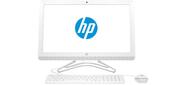 """HP 200 G3 All-in-One NT 21.5"""" Core i5-8250u,  4GB,  1TB,  DVD-WR,  kbd MUS mouse White Portia USB,  Realtek AC 1x1 WW with 1 Antenna,  Snow White Plastic,  Win10Pro  (64-bit),  1-1-1 Wty"""