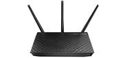 ASUS RT-N66U 802.11n 450Mbps dual-band USB Printer / FTP Server GigaLAN