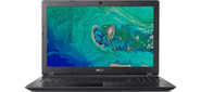 """Acer Aspire A315-21-68X1 AMD A6-9220e / 4Gb / SSD 256гб / AMD Radeon R4 / 15.6"""" / FHD  (1920x1080) / WiFi / BT / Cam / 4810mAh / Win10Home64 / black"""