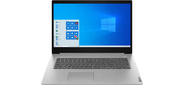 "Ноутбук Lenovo IP3 17ITL6 17.3"" FHD,  Intel Core i5-1135G7,  8Gb,  256Gb SSD,  no ODD,  Win10,  серый  (82H90095RU)"