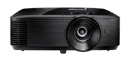 Optoma DW318e DLP,  WXGA 1280x800,  3700Lm,  20000:1,  HDMI,  1x10W speaker,  3D Ready,  lamp 15000hrs,  Black,  3.0kg