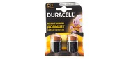 DURACELL LR14-2BL  (2 шт. в уп-ке)