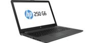 """HP 250 G6 Celeron N3350,  4GB,  1TB,  15.6"""" FHD SVA AG,  NoODD,  Intel 3168 AC 1x1+BT 4.2,  Webcam,  noODD,  FreeDOS,  Dark Ash Silver,  1yw"""