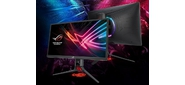 "ASUS ROG STRIX XG248Q 23.8"" LED,  ProGaming,  1920 x 1080,  1ms,  400cd / m2,  170° / 160°,  100Mln:1,  240Hz,  HDMI х 2,  DisplayPort,  USB,  Tilt,  Swivel,  Pivot,  HAS,  FreeSync,  подсветка Aura,  Dark Gray"