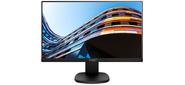 """23, 8"""" Philips 243S7EJMB 1920x1080 IPS W-LED 16:9 5ms VGA HDMI DP 4*USB 2.0 20M:1 178 / 178 250cd Speakers HAS Pivot Swivel Tilt Black"""