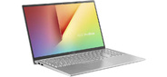 """Asus VivoBook X512FL-BQ262T Intel Core i5-8265U / 8Gb / SSD 256гб / nVidia GeForce MX250 2G / 15.6"""" / FHD  (1920x1080) / Win10Home64 / silver / WiFi / BT / Cam"""
