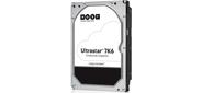 """HGST Enterprise HDD Ultrastar 7K6 3.5"""" SATA-III  6Tb,  7200rpm,  256MB buffer 512E SE HUS726T6TALE6L4  (analog 0F23021)"""