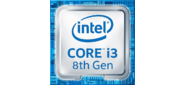 CPU Intel Core i3 8100  (3.6GHz) 6MB LGA1151 OEM  (Integrated Graphics HD 630  350MHz)