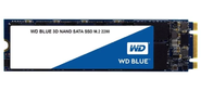 SSD жесткий диск M.2 2280 500GB TLC BLUE WDS500G2B0B WDC