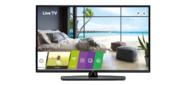 "LG 49UU661H Interactive Full TV 49"" LED IP-RF 4K S-IPS Pro: Centric DVB-T2 C S2 Acc clock RS-232C 400nit"