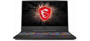 "MSI GL65 9SDK-080RU 15.6"" (1920x1080  (матовый,  120Hz) IPS) / Intel Core i7 9750H (2.6Ghz) / 16384Mb / 512гб SSD / noDVD / Ext:nVidia GeForce GTX1660Ti (6144Mb) / Cam / BT / WiFi / 51WHr / war 1y / 2.3kg / black / Win10Home64"