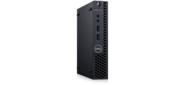 Dell Optiplex 3080 MFF / Core i3-10100T / 8GB / 512GB SSD / UHD 630 / keyb+mice / no wireless / Linux / VGA / 3Y Basic NBD