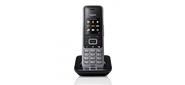 Gigaset S650H PRO  (комплект: трубка и зарядное устройство,  цветной дисплей,  Bluetooth,  GAP,  Cat-Iq 2.0)''