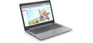 Lenovo IdeaPad 330-15IKBR  15.6'' HD (1366x768) nonGLARE / Intel Core i3-7020U / 8192Mb / 1TB / R530 2G / noDVD / WiFi / BT4.1 / 0.3MP / SDXC / 2cell / 2.20kg / Win10Home64 / 1Y / BLACK