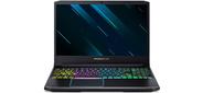 """Acer Helios 300 PH315-52-504E Intel Core i5-9300H / 16384Mb / SSD 512гб / nVidia GeForce RTX 2060 6G / 15.6"""" / FHD  (1920x1080) / Linux / black / WiFi / BT / Cam"""