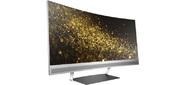 HP ENVY 34'' Curved Display VA,  300 cd / m2,  3000:1,  6ms,  178° / 178°,  USB Type-C,  USB 3.0,  HDMI 2.0,  DisplayPort,  3440x1440,  LED backlight, EPEAT gold