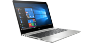 "HP ProBook 450 G6 Core i5-8265U 1.6GHz, 15.6"" FHD  (1920x1080) AG, 8192Mb DDR4 (1), 256гб SSD, nVidia GeForce MX130 2G DDR5, 45Wh LL, FPR , 2.1kg, Silver, 1y, Win10Pro64"