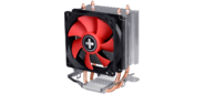 XILENCE Performance C CPU cooler,  A402,  PWM,  92mm fan,  2 heat pipes,  AMD