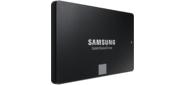 Твердотельный диск Samsung MZ-76E1T0BW 860 EVO Series SSD 1Tb SATA3.0,  7mm,  MGX V-NAND
