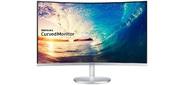 "Samsung 27"" C27F591FDI белый VA LED 16:9 HDMI M / M матовая 250cd 178гр / 178гр 1920x1080 D-Sub DisplayPort FHD 4.4кг"