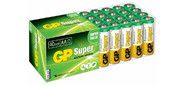GP Super Alkaline 15A LR6,  40 шт. AA