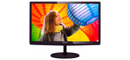 "PHILIPS 23.6"" 247E6LDAD / 00 (01) Black-Cherry  (LED,  1920x1080,  1 (5) ms,  170° / 160°,  250 cd / m,  20M:1,  +DVI,  +HDMI-MHL,  +MM)"