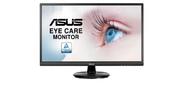 """ASUS VA249HE 23.8"""" VA LED,  1920 x 1080,  5ms,  250cd / m2,  178° / 178°,  3000:1 100Mln:1,  D-Sub,  HDMI,  Tilt,  Blue Light Filter & Flicker free,  VESA,  Black"""
