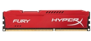 Kingston   8192Mb 1866MHz DDR3 CL10 DIMM HyperX FURY Red Series