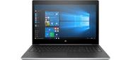 "HP ProBook 450 G5 Intel Core i3-8130U,  4Gb,  500Gb,  noDVD,  Intel HD Graphics 620,  15.6"" (1366x768),  Cam,  BT,  WiFi,  48WHr,  1yw,  2.1kg,  silver,  Win10Pro64"
