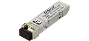 D-Link DEM-302S-BXD 1-port mini-GBIC 1000Base-BX SMF WDM  (Bi-Directional)  (up to 2km,  single mode)