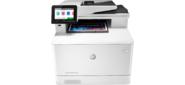 HP Color LaserJet Pro M479dw  (p / c / s,  A4, 600 dpi, 27 (27)ppm, 512Mb, 2 trays 50+250, Duplex,  ADF50, USB / GigEth / WiFi / Bluetooth, 4 cart.in box black 2400&cmy1200 pages, 1y warr., repl. M5H23A)