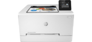 HP Color LaserJet Pro M254dw A4,  600x600dpi,  21 (21) ppm,  256Mb,  2 trays 1+250,  1y warr,  touch LCD,  duplex,  Cartridges 700 b & 800 cmy pages in box,  USB / LAN / front USB