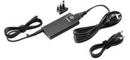 HP 65W Slim w / USB Adapter EURO cons