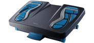 Подставка для ног Fellowes Energizer 80680 черный / синий