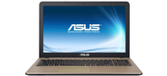 "Asus X540NA-GQ149 Celeron N3450,  2Gb,  500Gb,  15.6"" HD AG,  Intel HD,  noODD,  BT,  Endless,  Black"
