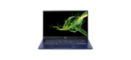 "Acer Swift 5 SF514-54T-740Y Intel Core i7-1065G7 / 8192Mb / SSD 512гб / Intel Iris Plus / 14.0"" / IPS / Touch / FHD  (1920x1080) / WiFi / BT / Cam / Win10Home64 / blue"